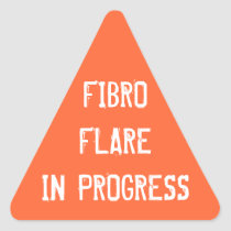 FIBRO FLARE IN PROGRESS - stickers
