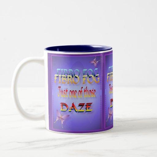 Fibro Fog Mugs