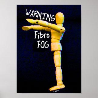 fibro fog poster