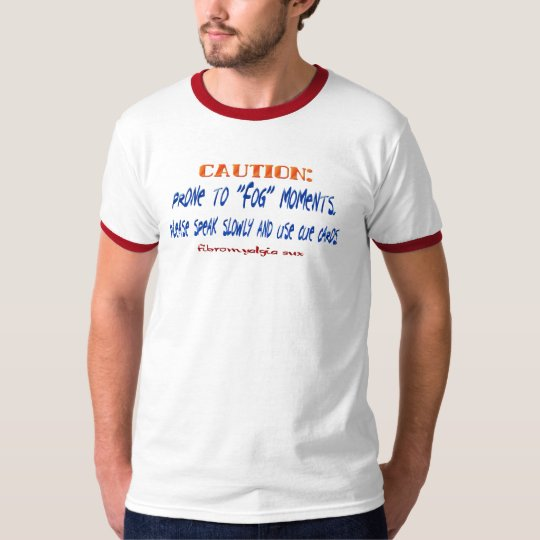 Fibro Fog Shirts