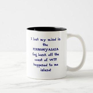 Fibro Island mug