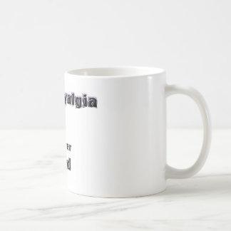 Fibro- la otra palabra de F Tazas De Café