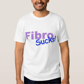 Fibro Sucks T-shirt