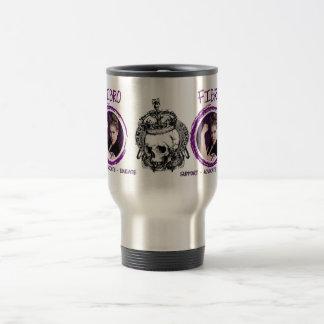 Fibro Support-Advocate-Educate Travel Mug