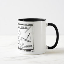 fibro symptoms, english tea mug, coffee mug