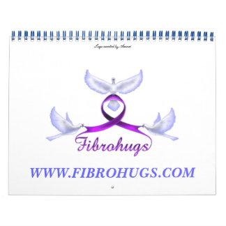FIBROHUGS.COM calendar