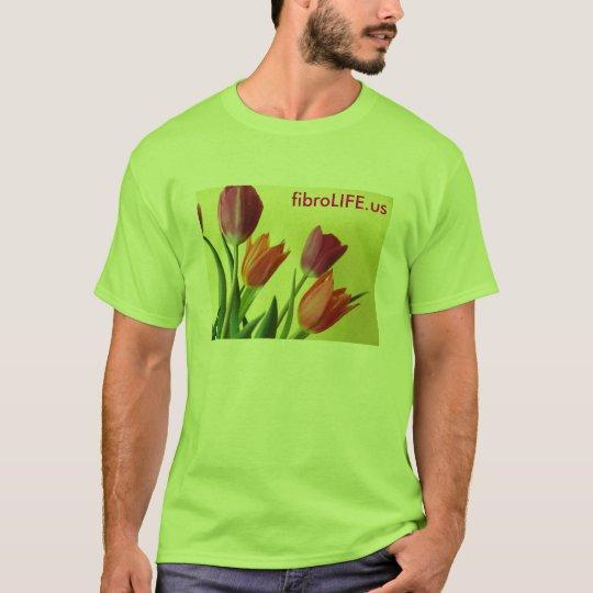 fibroLIFE fibroLIFE.us T-shirt
