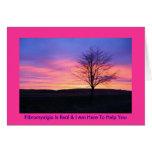 fibroLIFE Greeting Card