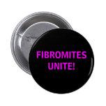 ¡FIBROMITES UNEN! - botón Pins