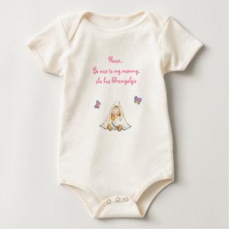 Fibrommy shirt, pink creeper