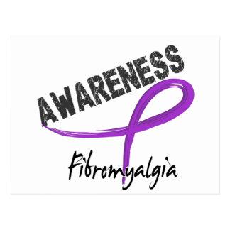 Fibromyalgia Awareness 3 Postcard