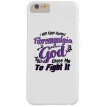 Fibromyalgia Awareness Barely There iPhone 6 Plus Case