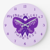 Fibromyalgia Awareness Clock
