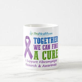 Fibromyalgia Awareness Coffee Mug