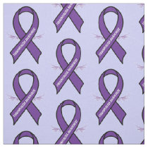 Fibromyalgia Awareness Fabric