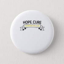 Fibromyalgia Awareness Fighter  Ribbin Button
