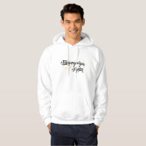 Fibromyalgia Awareness Fighter Ribbin Hoodie