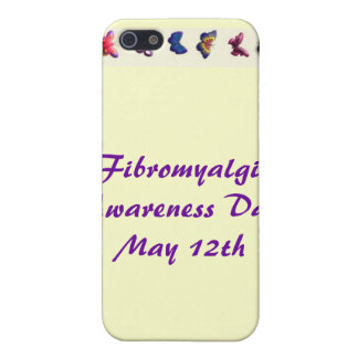 Fibromyalgia Awareness IPhone Case