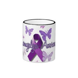 Fibromyalgia Awareness Ringer Coffee Mug