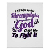 Fibromyalgia Awareness Poster