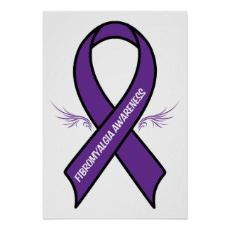 Fibromyalgia Awareness Poster