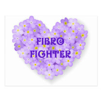 Fibromyalgia Awareness Products Postcard