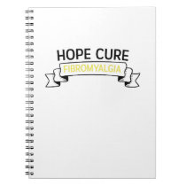 Fibromyalgia Awareness Purple Color Notebook
