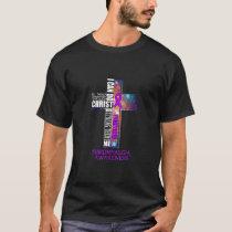 FIBROMYALGIA Awareness Shirt - Christmas Gift Shir