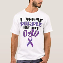 Fibromyalgia Awareness Shirt for Dad Fibro May 12