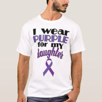 Fibromyalgia Awareness Shirt for Daughter Mom
