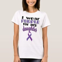 Fibromyalgia Awareness Shirt for Daughter Mom Fib