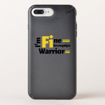Fibromyalgia Awareness Speck iPhone Case