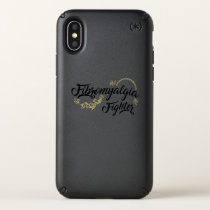 Fibromyalgia Awareness Symptoms Speck iPhone X Case