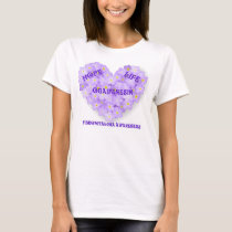 Fibromyalgia Awareness T-shirt