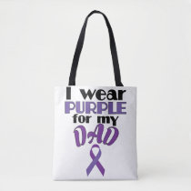 Fibromyalgia Awareness Tote for Dad Fibro May 12