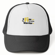Fibromyalgia Awareness Trucker Hat