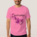 Fibromyalgia BUTTERFLY 3 T-shirts