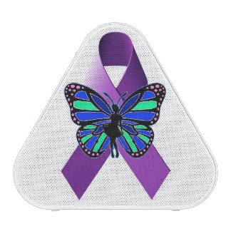 Fibromyalgia Butterfly Speaker