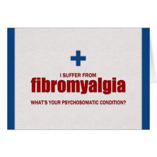 Fibromyalgia... Card