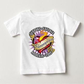 Fibromyalgia Classic Heart Tee Shirt