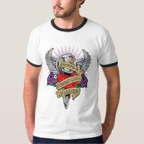 Fibromyalgia Dagger T-Shirt