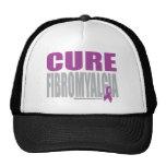 Fibromyalgia de la curación gorro de camionero