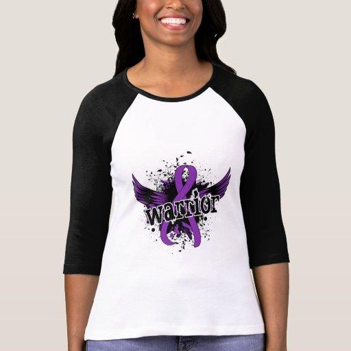 Fibromyalgia del guerrero 16 camisetas