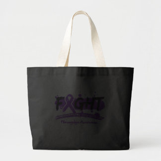 Fibromyalgia FIGHT Supporting My Cause Tote Bag