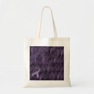 Fibromyalgia Graphic Design Tote Bag