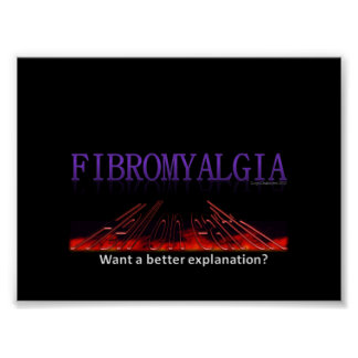 Fibromyalgia Hell On Earth© Posters
