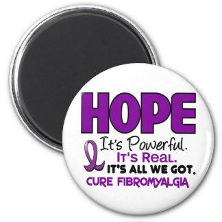 Fibromyalgia HOPE 1 Magnet