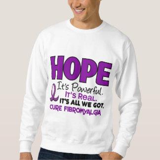 Fibromyalgia HOPE 1 Sweatshirt