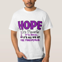 Fibromyalgia HOPE 1 T-Shirt