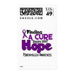 Fibromyalgia HOPE 5 Postage Stamp